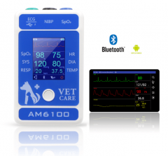 AM6100 Veterinary Monitor