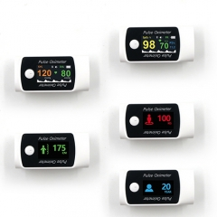 Multifuction Continuous blood pressure& Pulse Oximeter
